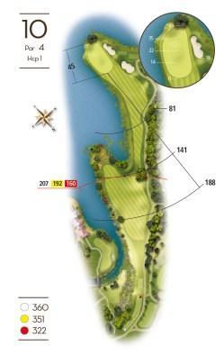 Golfzelte werden in Andalusien aufgestellt!