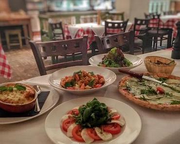 CIAO FRANCESCO im Bamberger Haus - italienische Küche im Familien-Restaurant
