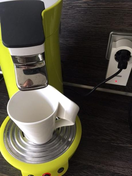 Raspberry Pi: Echtzeit Benachrichtigung wenn ein Kaffee (قهوة) gekocht wurde via OpenHab und ThingSpeak bzw. Pushover