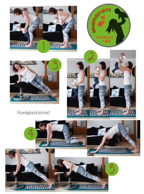 {Mamaness} Workout #41 Starke Arme