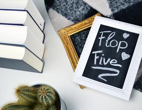 Flop Five | Die absolut grausamsten Situationen beim Lesen