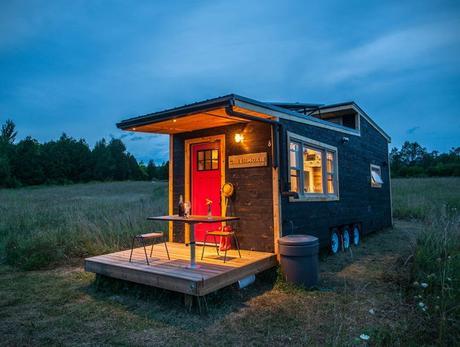 """Free Spirit Spheres"" – Kugel-Baumhäuser auf Vancouver Island"