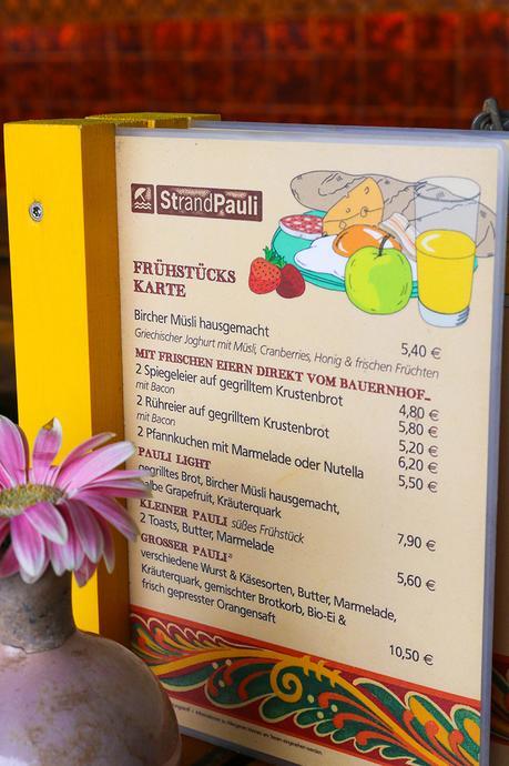 Hamburg: Strand Pauli & andere nette Frühstückslokale