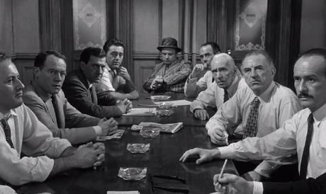 """Filme ohne Farbe: """"Die zwölf Geschworenen"""" (1957) mit Henry Fonda"""