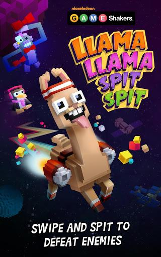 Nickelodeon App Spuck Lama, Spuck – Ein Spiel für Kinder und Eltern
