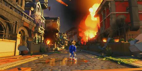 Erstes Gameplay von Sonic Forces