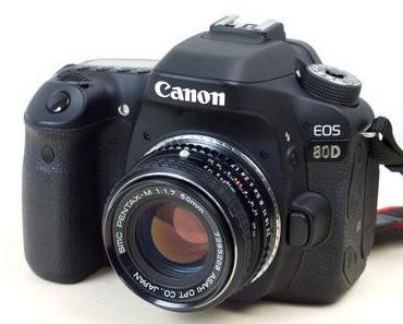 Analoge Objektive an der digitalen Kamera - Low Budget