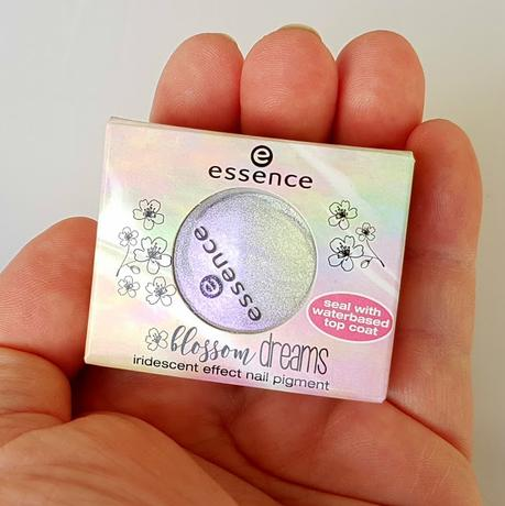 [essence blossom dreams LE] Nail Pigment rosy reflection