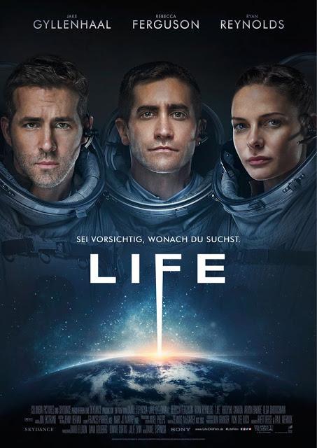 LIFE - Im Weltraum hört dich niemand seufzen