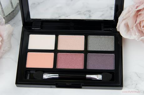 RdL Eyeshadow Palette 02 Blush Rose
