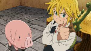 Review zu The Seven Deadly Sins Vol.1 als Blu-ray