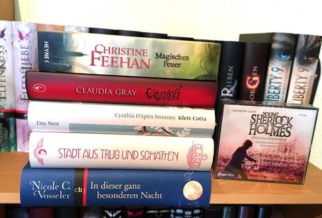 Bücher abzugeben =)