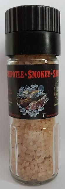 Chili Insane Austria (C.I.A.) - Chipotle Smokey Salt