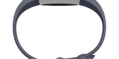 Fitbit Alta HR Indigo Leder