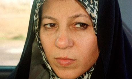 Justiz im Iran verurteilt Faezeh Hashemi Rafsandschani wegen Interview mit Dorr TV zu Haftstrafe