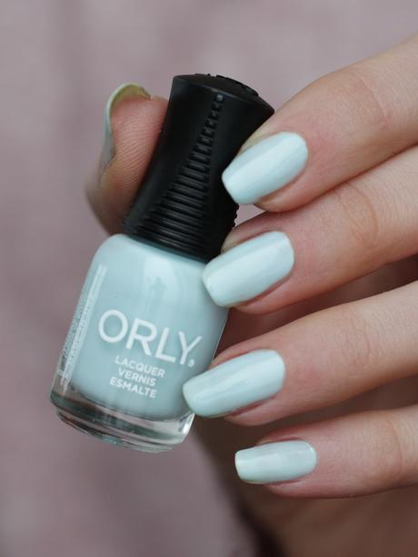 Orly LaLa Land forget me not