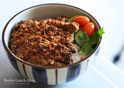 Rezept: Vegetarisches Tonkatsu-Schnitzel