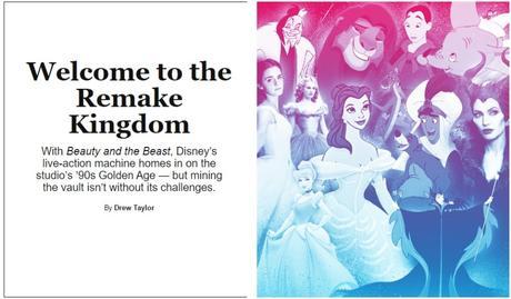 Remake-Wahn bei Disney & J. J. Abrams schaut Horrorfilme mit Stephen King