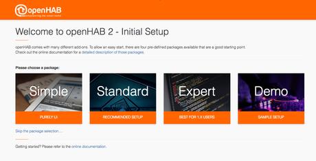 Raspberry Pi Zero W: OpenHAB 2.0 installieren in ca. 60 Minuten