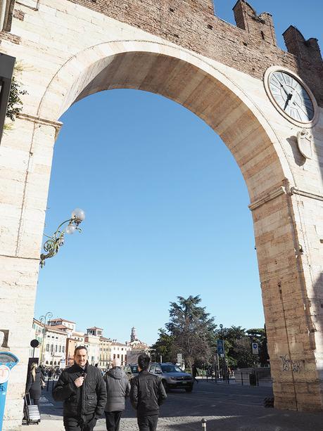 Verona: Mit dem Nachtzug nach Italien