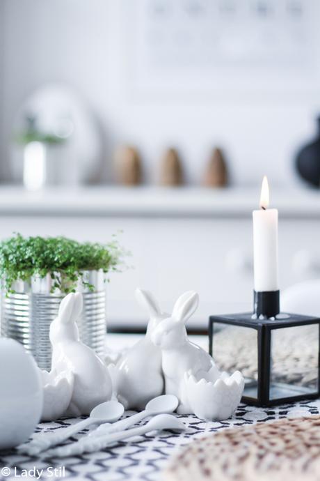 dezente osterdeko mit fliege oder das war meine heimliche jugendliebe. Black Bedroom Furniture Sets. Home Design Ideas
