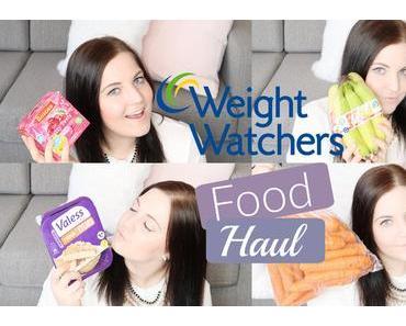 Weight Watchers Food Haul No. 01 (+ Video)