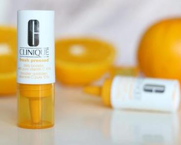 {REVIEW} Clinique Fresh Pressed Daily Booster with Pure Vitamin C 10%