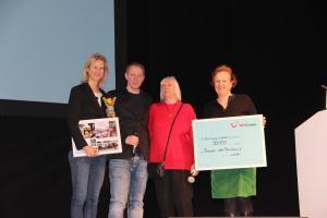 TUI Cruises Patenschaft 2016: 50.000 Euro für Freunde alter Menschen e.V. -Danke.