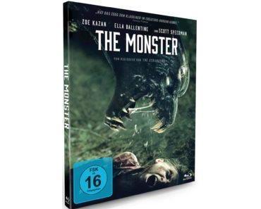 """Gewinnt 2x die Blu-ray zum Werwolf-Horror """"The Monster"""" mit Zoe Kazan"""