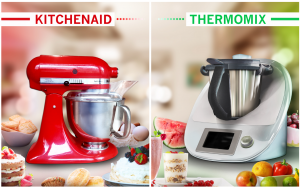 zu gewinnen kitchenaid oder thermomix. Black Bedroom Furniture Sets. Home Design Ideas