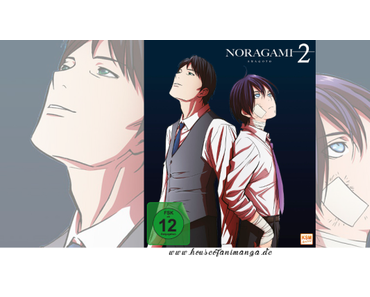 Anime Review: Noragami Aragoto Volume 2 von Mia