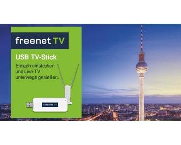 USB-TV-Stick für DVB-T2 HD von Freenet