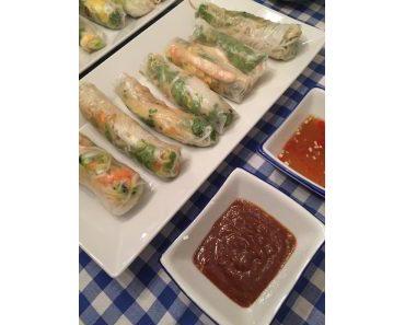 Unsere Enkel lieben Asia-Küche