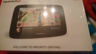 TOMTOM GO 520 PKW Navigationssystem