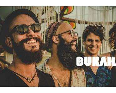 "Happy Releaseday: BUKAHARA veröffentlichen neues Studioalbum ""Phantasma"" (2 Videos + Tourdaten)"