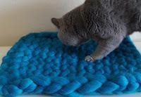 Cat mat, pet mat || Kivikis