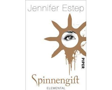 [Rezension] Spinnengift: Elemental Assassin 7 - Jennifer Estep