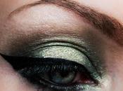 Nachgereicht; Videotutorial grün-gold-schimmernden Abend-Make-up online!♥