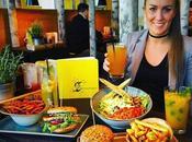 Hans Glück Flughafen München Biancas Tasty Tour Burger, Salate, Cocktails mehr.