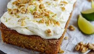 Carrot Cake nach Jamie Oliver