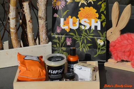 [Review] – Osterprodukte von Lush:
