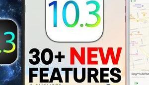 Apple 10.3 veröffentlicht