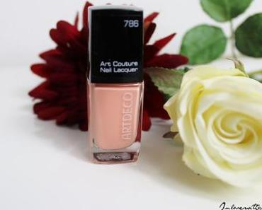 """Artdeco – Art Couture Nail Lacquer """"peach cream"""" – Frühling für die Nägel"""