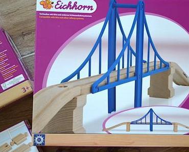 Gewinnspiel: Hängebrücke von Eichhorn für kreative Kinder