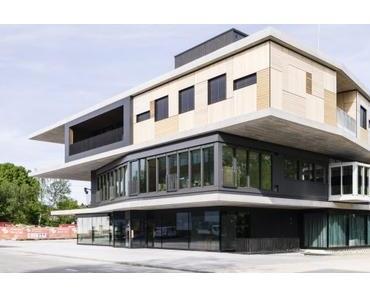 Smart Living im NEST: Das Gebäude der Zukunft
