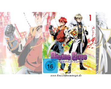Anime Review: Divine Gate Volume 1 von Mia