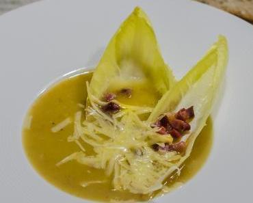 Samstagseintopf: Belgische Chicorée Suppe