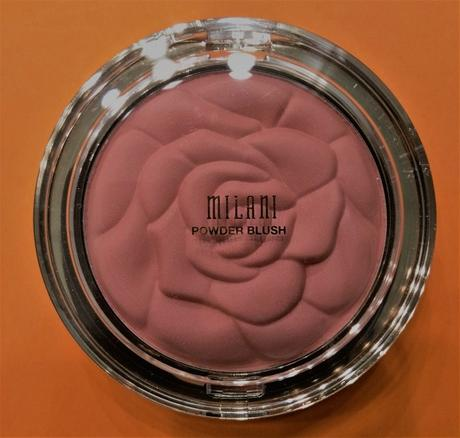 Sisley Paris émulsion écologique + MILANI Powder Blush 01 Romantic Rose :)