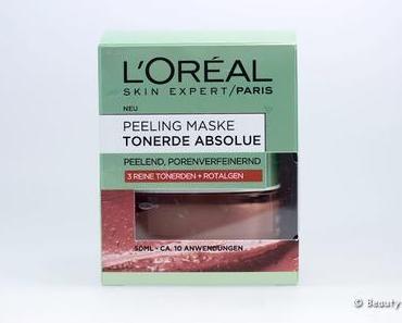 L'Oréal Peeling Maske Tonerde Absolue