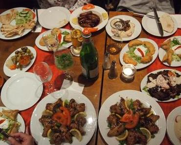 Dinner Dienstag: Phoenicia Lounge
